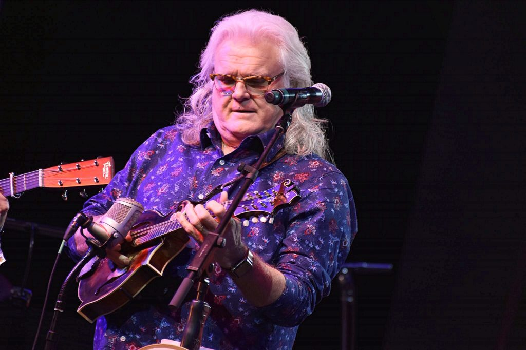 Ricky Skaggs at Bonnaroo