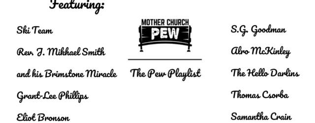 Mother Church Pew Americana Playlist
