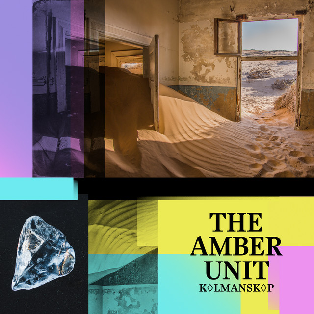 The Amber Unit Album Cover Art'