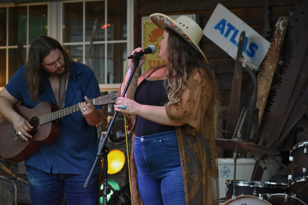 If Birds Could Fly at Byrd's Creek Music Festival