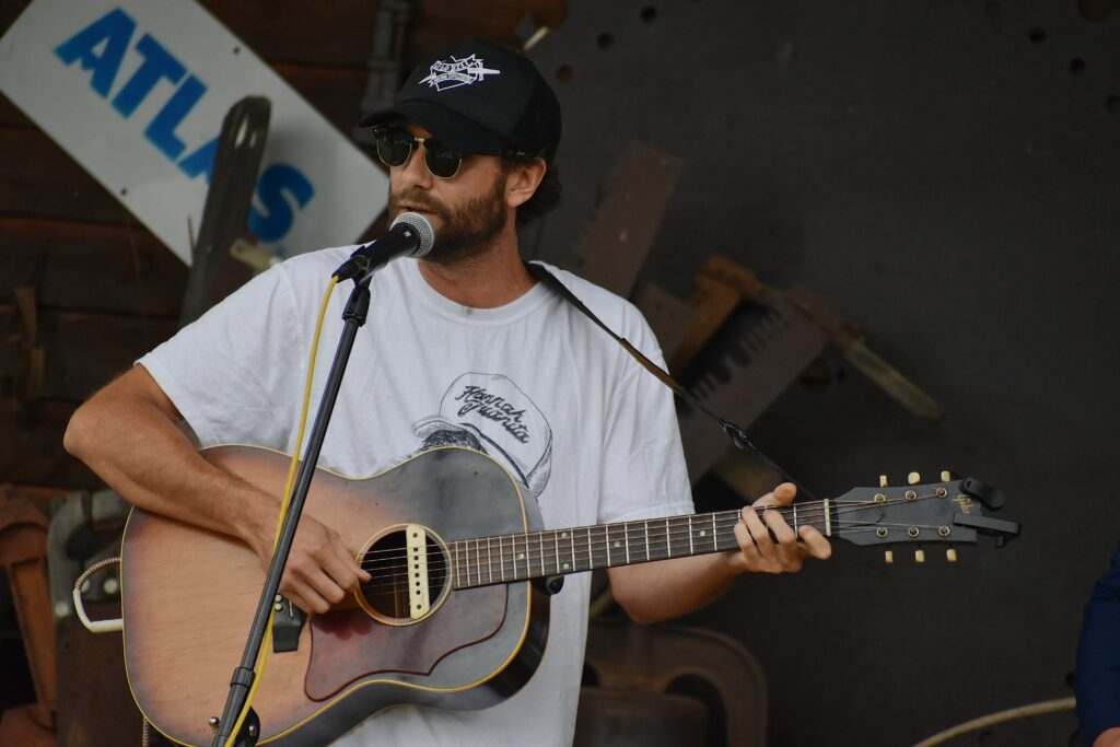 Mose Wilson and Friends at Byrd's Creek Music Festival (3)