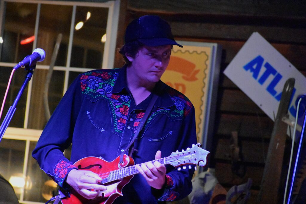 West King String Band at Byrd's Creek Music Festival (3)